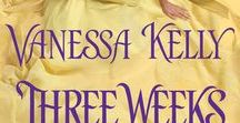 Three Weeks With a Princess / The Improper Princesses Series, book 2