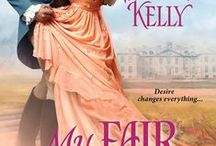 MY FAIR PRINCESS / Book 1 in The Improper Princesses Series (spinning off from The Renegade Royals Series) / by Vanessa Kelly