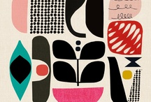 prints and palettes