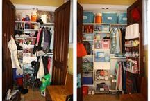 Organized Closets / by Chaos To Order®