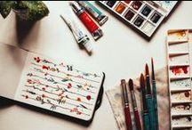 Art Inspiration / by Gabri Patti