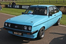 Ford Escorts / by Vivien Hutchinson