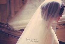 Here Comes the Bride / by Gabri Patti