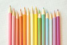 Colour / by Sabrina V.