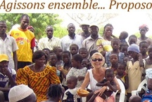 Association Natacha Provost - Aide au Burkina Faso