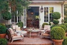 Outdoor Living / by Pat Wall