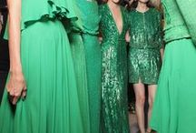 EMERALD / Pantone Color of the Year 2013