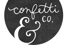 Fonts & Graphic Design / by Sabrina V.