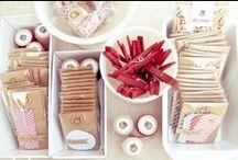 Organization // Tips & Tricks / by Sabrina V.
