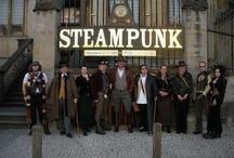 Steampunk / by Giovanni Bardie
