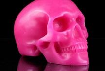 Skull candy {bones + gore}