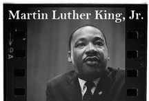 Martin Luther King, Jr. Unit Study / Links to video, book suggestions, worksheets & printables, and more to supplement any unit study on Martin Luther King, Jr. / by Lauren Hill