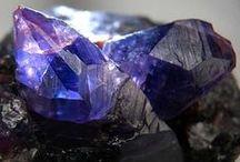 Rocks {gems + jewels}