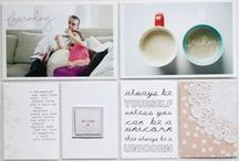 Project Life / Collection of ideas and freebies for Project Life - maybe one day... / by Sabrina V.