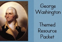 George Washington Unit Study / The perfect Pinterest Board for creating a unit study about George Washington: links to video and book suggestions, hands-on activities, worksheets & printables, and more / by Lauren Hill