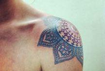 Tattoos  / by Gabri Patti