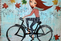 I want to ride my bicycle / by Chele Denney