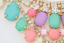 Jewels & Gems / by Kristin A Crowley