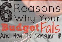 Budgets & Saving Money