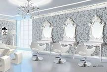 Future salon / by Kristy Bishop