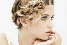 On s'attache / Soyez la plus belle à chacun de vos rendez-vous. Franck Provost a imaginé pour vous quelques jolies idées de coiffures !