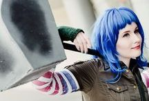 hobby | cosplay 101 - tutorials, tricks, and tips / Tutorials I have written or created. Happy cosplaying! Feel free to ask me any questions you might have!