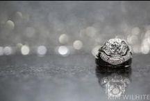 Wedding Rings / Wedding rings photographed by Kim Wilhite   www.kimwilhite.com