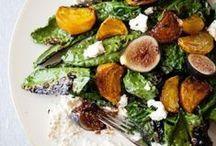 soups, salads, & sauces / food, glorious food: soups, salads, and sauces