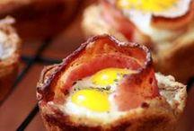 Food: Breakfast n' Wake Up Food / by Gracie Wallace