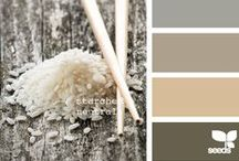 Home: Color Palettes / by Gracie Wallace