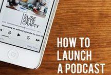 {hobby | podcasting}