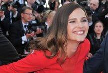 Cannes Forever - Tapis Rouge / Beauté et glamour sur les mythiques marches cannoises ! Les talents mis en beauté par l'équipe Studio Franck Provost Paris lors de cette 68e édition du Festival de Cannes !