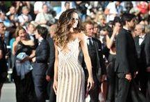 Cannes Forever - Les tops ! / Du podiums au Tapis Rouge, il n'y a qu'un pas. Franck Provost sublime les TOPS models du monde entier. Revue en image !