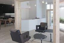 project, hair salon / by Andrea Kristine Fredriksen
