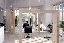 interior, hair salons / interior design / by Andrea Kristine Fredriksen