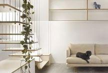 interior, living room / by Andrea Kristine Fredriksen