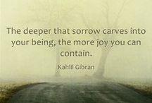 Inspiring words / by Dawn Lange