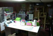 Crafty rooms