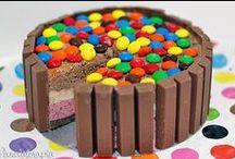 Gordelícias / As formas mais gostosas de se adquirir calorias / by Najla Silva