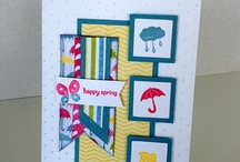 CASE cards / Clean & simple cards (mostly) that I would like to make with my classes / by Donna Pratt