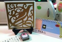 Crafty Cricut Cartridge Projects / Projects using specific cricut cartridges.