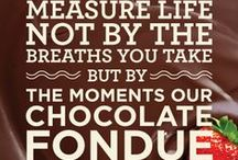The Fondue Effect Quotes / Have you experienced The Fondue Effect?