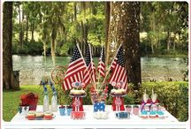 Holidays Independence Day / Loads of good party ideas for my favorite holiday!