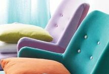 furniture / by Aija Pole Rubule