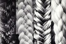 hair / by ELAINE PFEIL