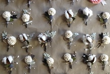 Boutonniére Inspiration / by Adrienne Moore | The Bloom Of Time