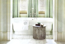 Beautiful Bathrooms / by White Interiors, Inc.