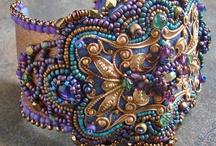 Amazing beadwork / These people make me feel totally inadequate as a bead artist! / by Lisa Baker