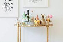 Bar carts / by Kastles