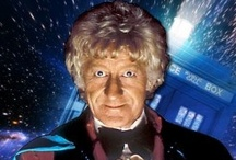 The 3rd Doctor / A straight line may be the shortest distance between two points, but it is by no means the most interesting.
